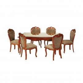 Belly fine dining Table & Chair